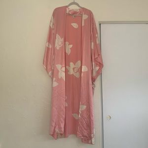 Vintage 1980's Flora Kung Kimono